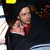 Jessica Biel and Justin Timberlake at SNL Afterparty 2013