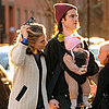 Sienna Miller and Tom Sturridge Take Marlowe Around NYC