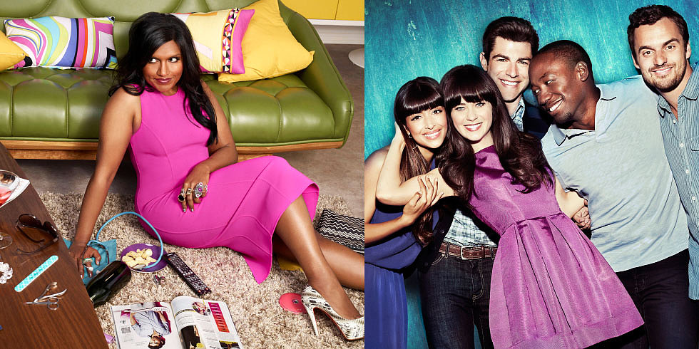 Fox Renews New Girl, The Mindy Project, The Following, and Raising Hope