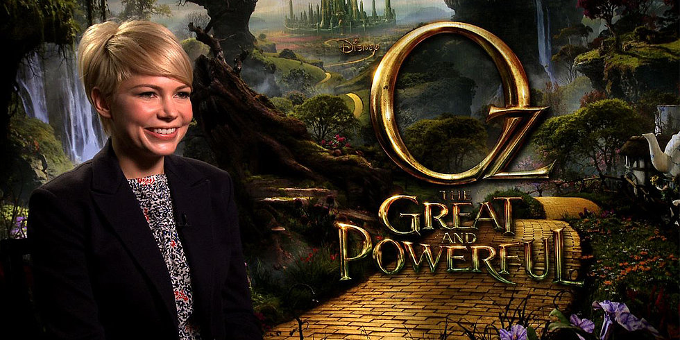 Michelle Williams on Playing Glinda and Wizard of Oz Nostalgia