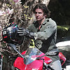 Bradley Cooper on a Motorcycle in LA | Pictures
