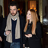 Jessica Chastain and Boyfriend Gian Luca Passi de Preposulo