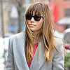 Jessica Biel on Her Birthday Weekend in NYC