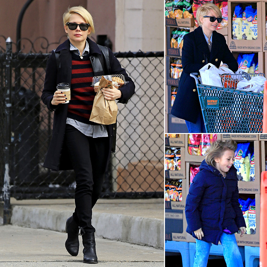 Michelle Williams Circles Back to Brooklyn With Matilda