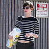 Anne Hathaway Picking Up Cleaning Supplies in LA | Pictures