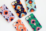 The Ikat Collection ($40 each) for iPhone 4S or 5 is so exotic and bold.