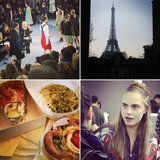 The Best Instagrams From Paris Fashion Week (So Far!)