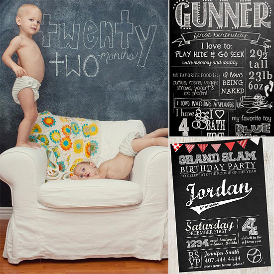 10 Vintage Chalkboard Art Finds For Big and Little Kids