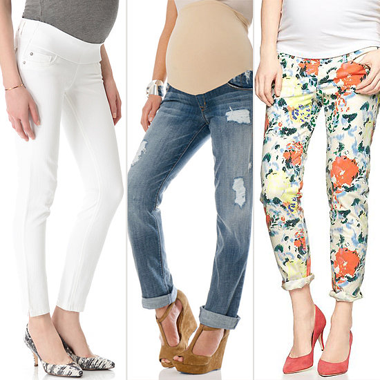 Denim Days: Spring Denim Trends That Carry Over to Maternity Wear