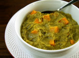 Split Pea Sweet Potato