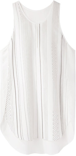 3.1 Phillip Lim / Overlapped Side Seam Tank