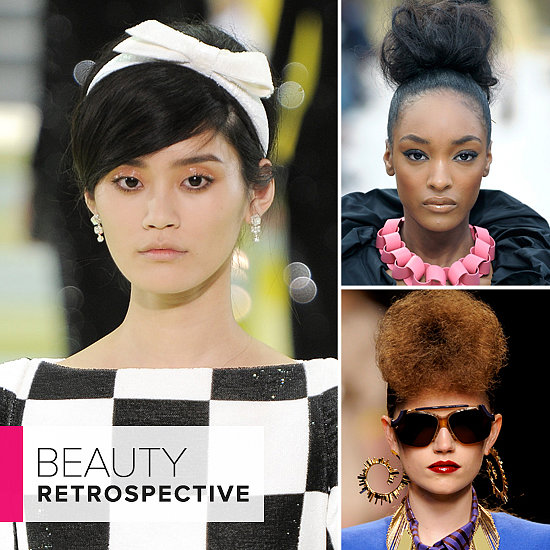 Runway Retrospective: Memorable Beauty Looks From Louis Vuitton