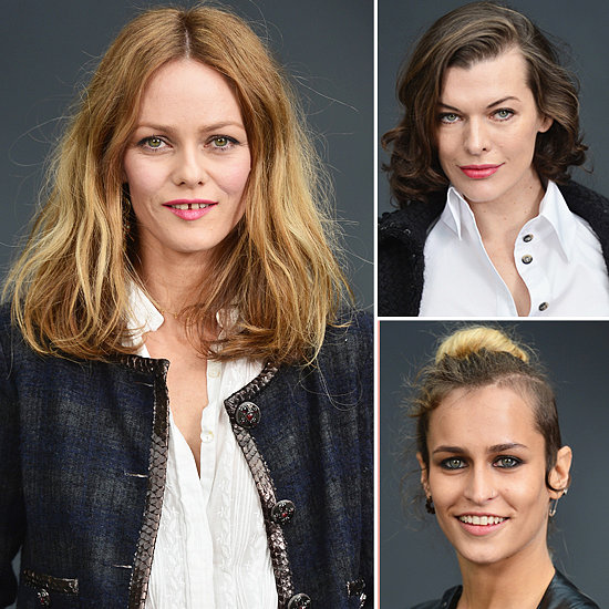 Who Had The Best Front Row Hair at Chanel?