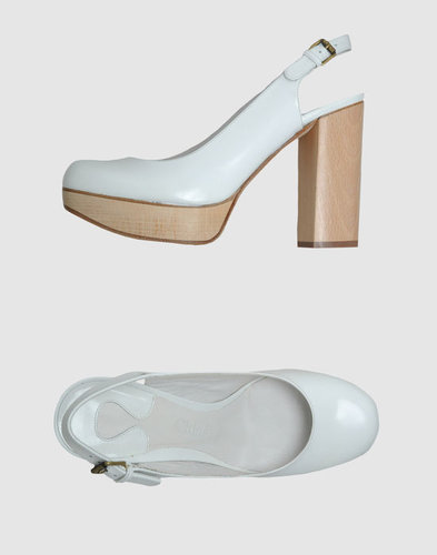 CHLOE&#039; Slingbacks