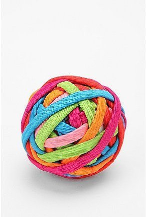 Elastic Hair-Tie Ball
