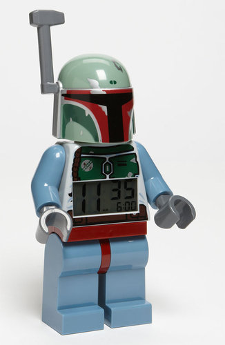 LEGO &#039;Boba Fett&#039; Alarm Clock