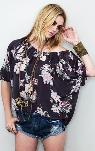 joie Newbury Top