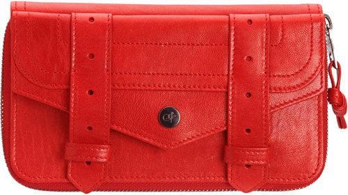 Proenza Schouler PS1 Large Zip Wallet Leather