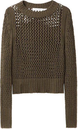toile Isabel Marant / Abut Open Weave Pullover