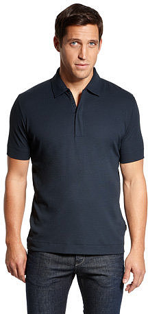 Regular Fit 'Verona 02' Polo Shirt by BOSS Black