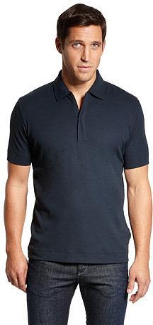 Regular Fit 'Verona 02' Polo Shirt by BOSS Black