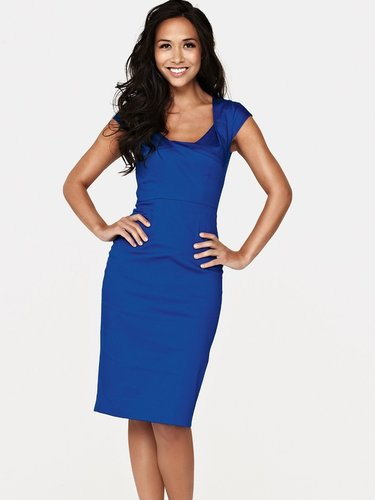 Myleene Klass Bodycon Dress - Cobalt Blue