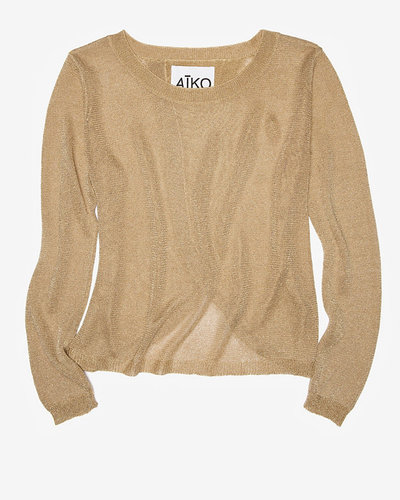 Aiko Exclusive Lurex Sweater