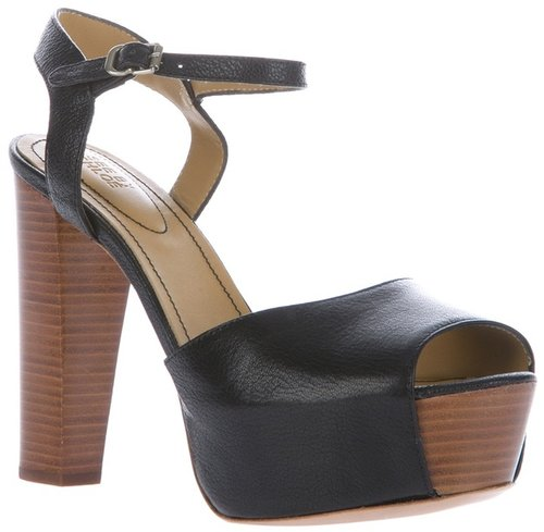 See By Chloé Leather Platform Shoe Ankle