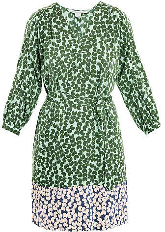 Diane Von Furstenberg New Cahil dress