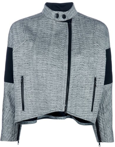 Dries Van Noten Cropped jacket