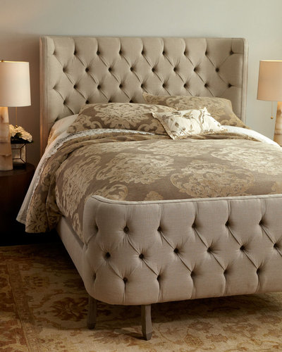 "Haute House ""Linen Larkspur"" Bed"