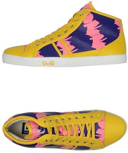 D&amp;G High-top sneaker