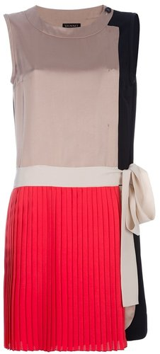 Vionnet Sleeveless silk dress