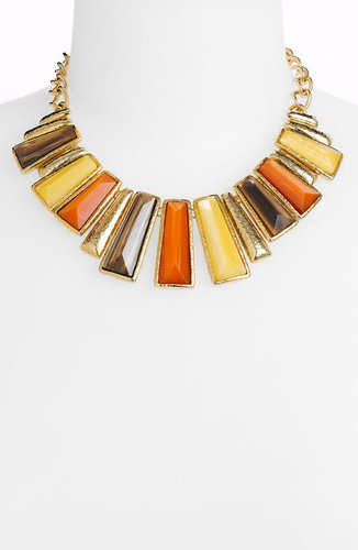 Nordstrom 'Tribal Deluxe' Bib Necklace