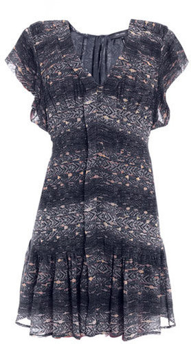 Isabel Marant Nocky georgette dress