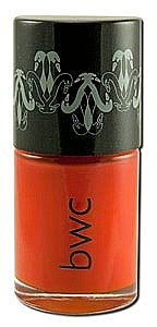 Beauty Without Cruelty Attitude Nail Color, Tangerine