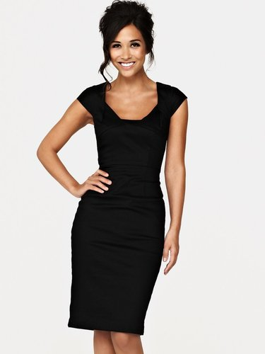 Myleene Klass Bodycon Dress - Black