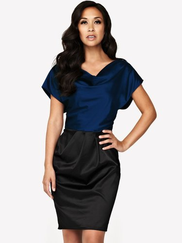 Myleene Klass Colour Block Shift Dress