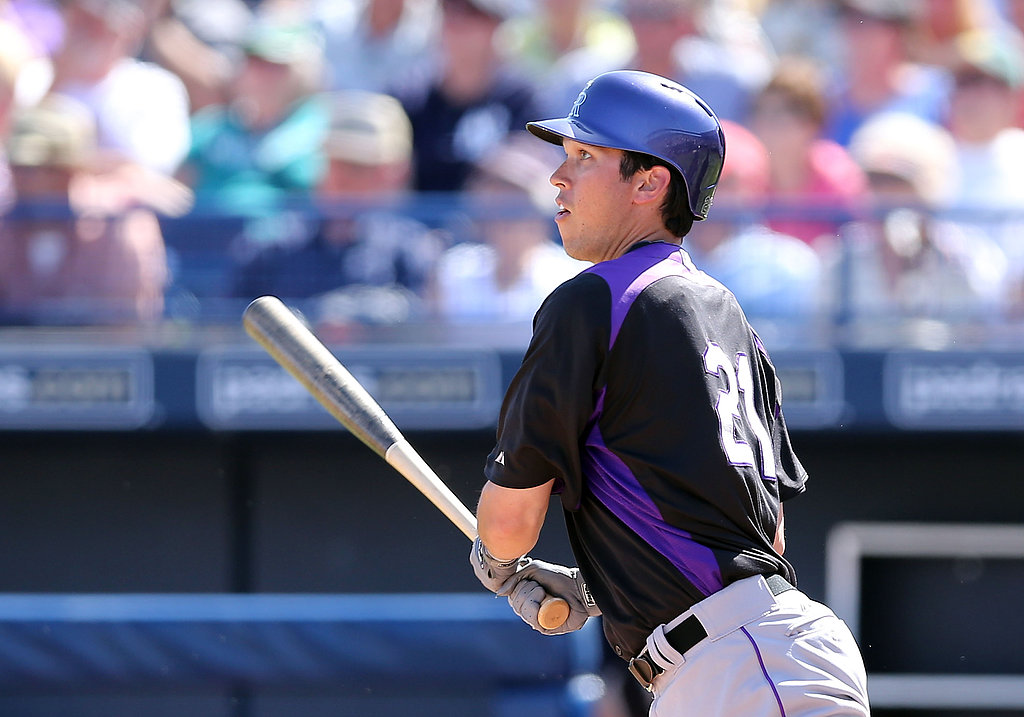 Tyler Colvin, Colorado Rockies