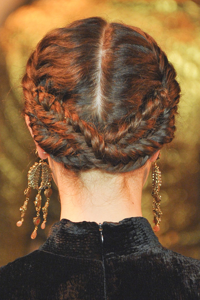 The Hair at Christian Siriano, New York