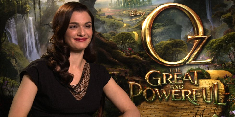 "Rachel Weisz on Tapping Into Her ""Inner Badness"" For Oz the Great and Powerful"