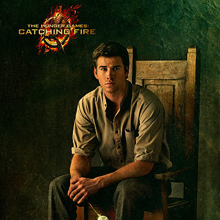 Gale Portrait For Catching Fire Capitol Couture