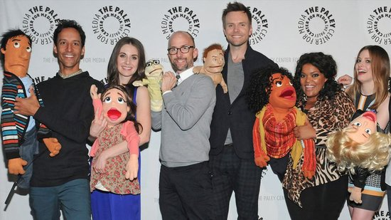Video: Joel McHale and Other Stars From Community Reveal a Special Episode With Puppets!
