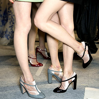 Best Shoes at Paris Fashion Week Fall 2013