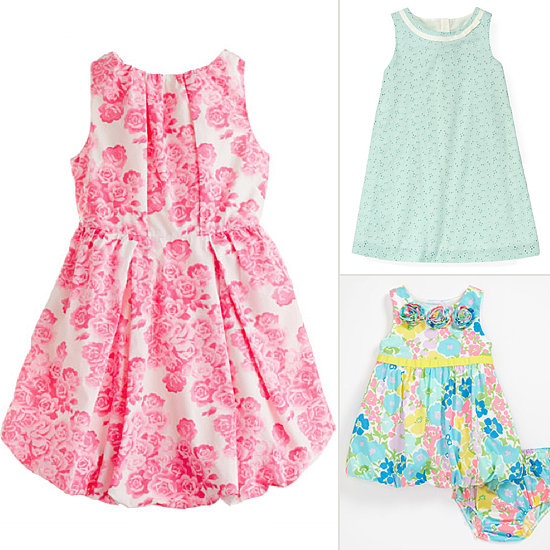 Pretty in Pastel! 9 Floral and Eyelet Easter Dresses