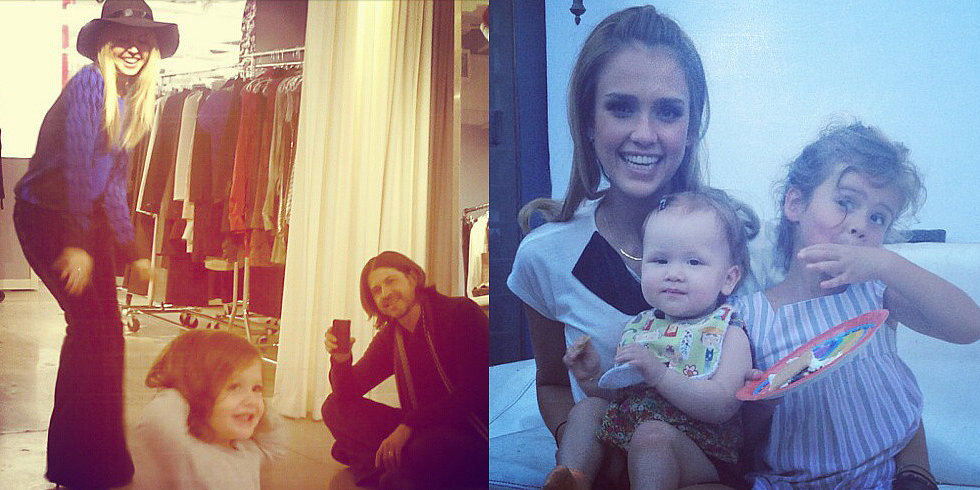 Instagram's Must-Follow Celeb Moms