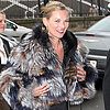 Kate Moss Shops in Paris Pictures
