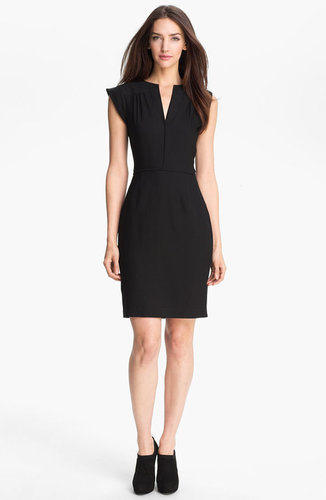 Theory 'Nev' Stretch Knit Sheath Dress