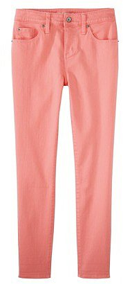 Merona® Women's Rolled Ankle Skinny Jean (Fit 4) - Assorted Colors