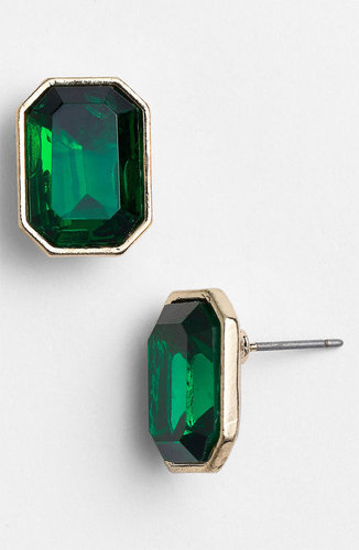 Anne Klein 'Palatine' Stud Earrings